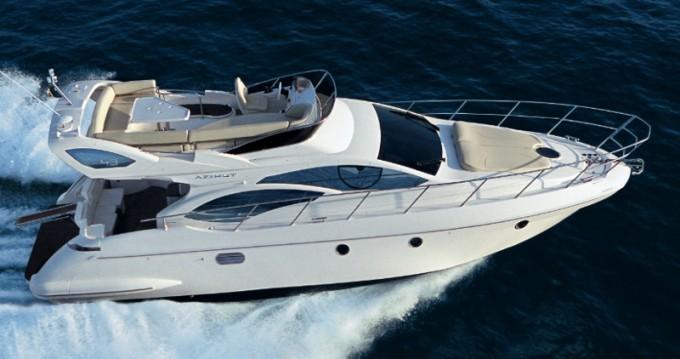Rental yacht Lefkada (Island) - Azimut Azimut 46 on SamBoat