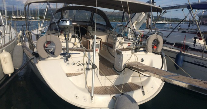 Boat rental Lefkada (Island) cheap Bavaria 50 Cruiser