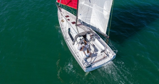 Rental Sailboat in La Rochelle -  Pogo 36