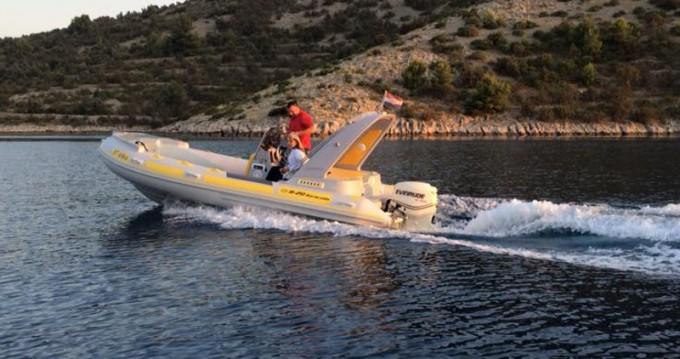 Rental yacht Trogir -  Baracuda 20 on SamBoat