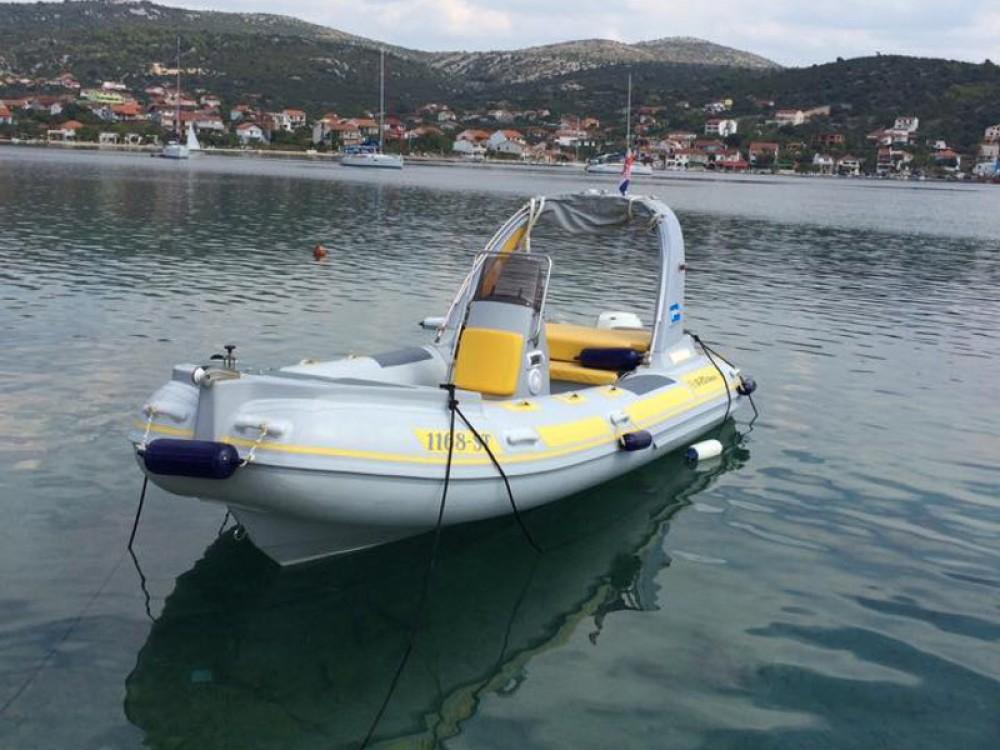 Rental Motor boat in Traù -  Baracuda 20