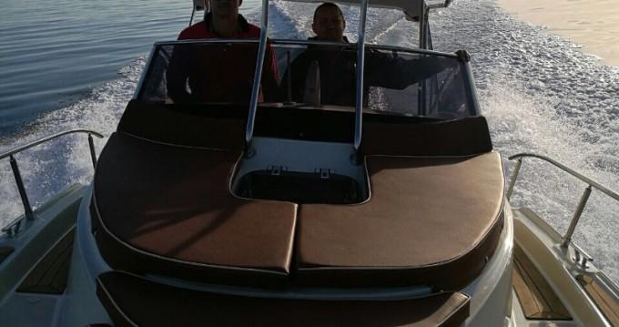 Rental Motorboat in Trogir -  Sun Sport 845