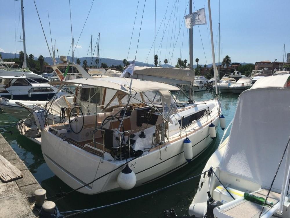 Rental yacht Furnari - Dufour Dufour 382 Grand Large on SamBoat