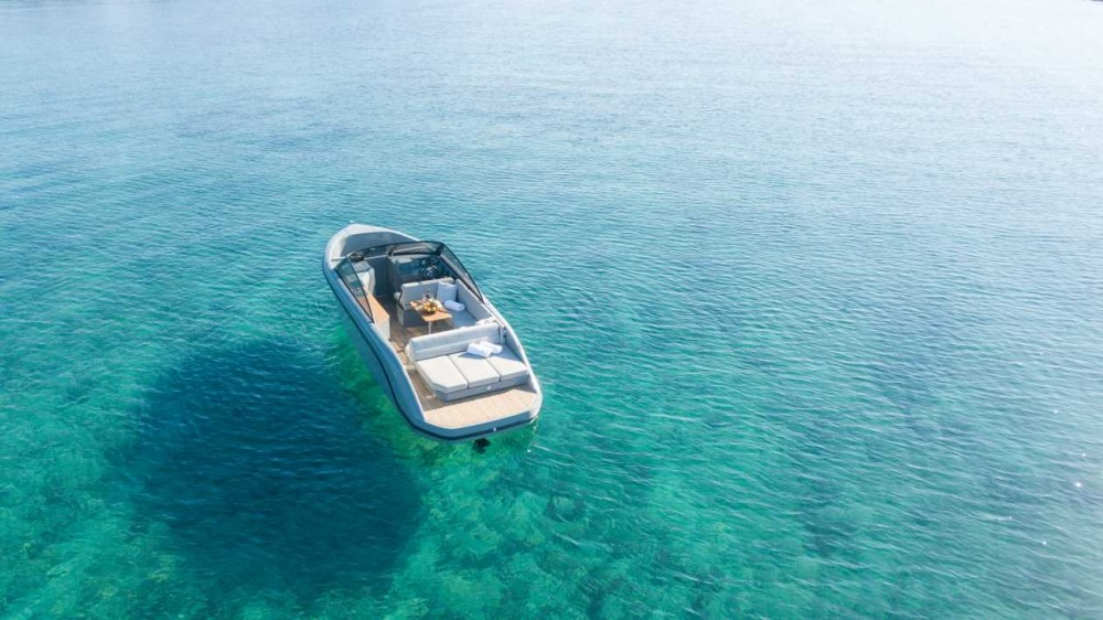 Boat rental Trogir cheap Supreme 27 p