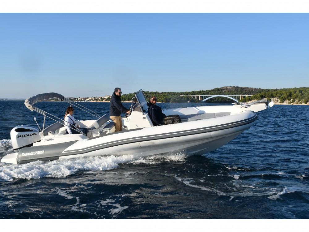 Boat rental  Marlin 790 Dynamic in Trogir on Samboat