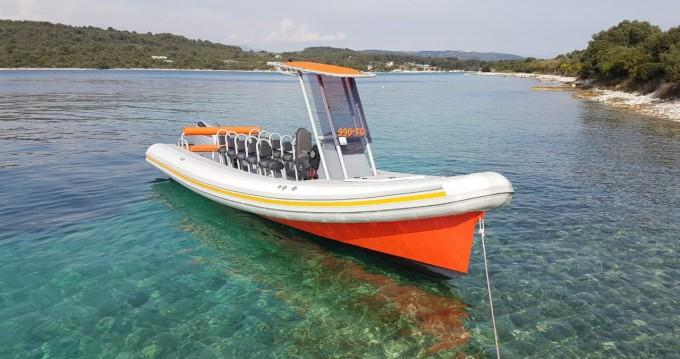 Boat rental Trogir cheap Colnago 27