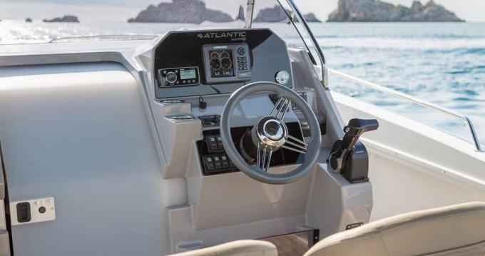 Rental Motorboat in Trogir - Atlantic Atlantic 750 Open