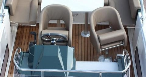 Rent a Atlantic Atlantic 750 Open Trogir
