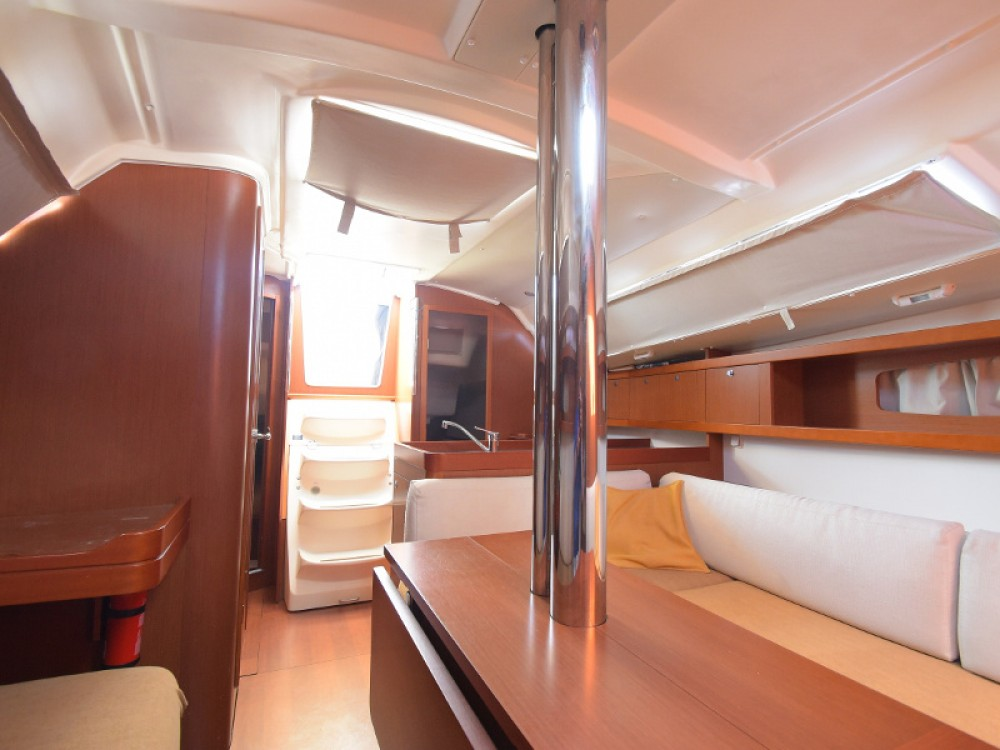 Sailboat for rent U Pàize/Carloforte at the best price