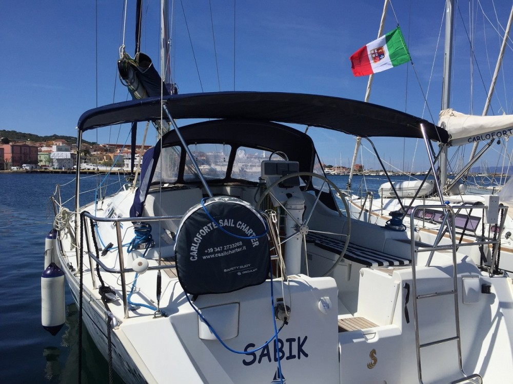 Rental yacht U Pàize/Carloforte - Bénéteau Oceanis 393 Clipper on SamBoat