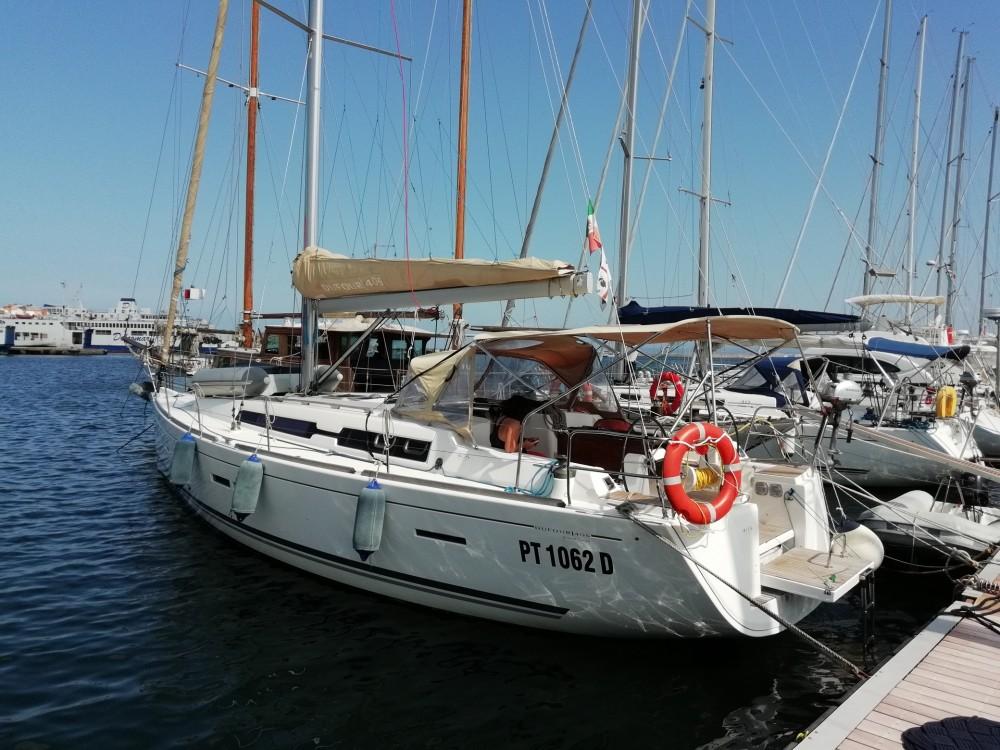 Boat rental Dufour Dufour 405 GL in U Pàize/Carloforte on Samboat