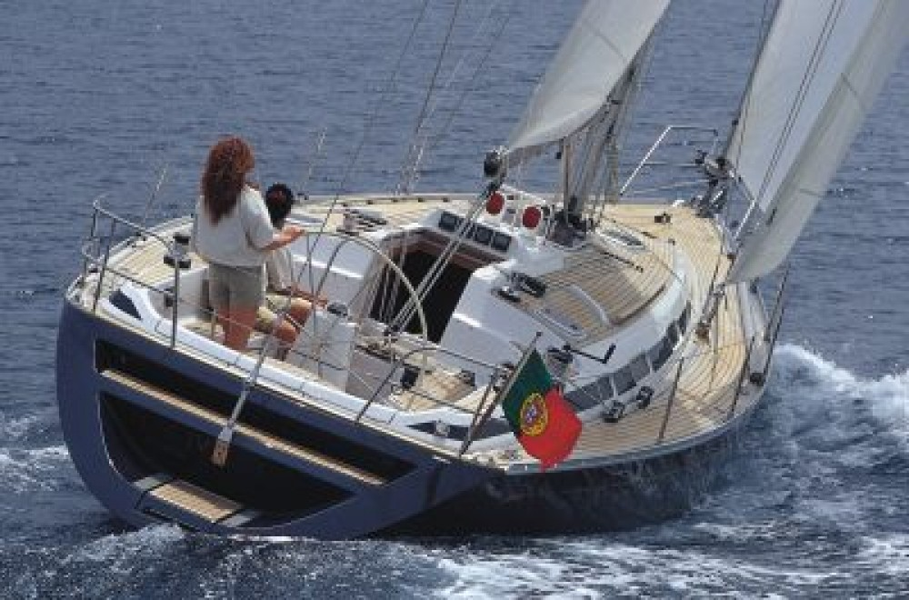 Hire Sailboat with or without skipper Grand Soleil