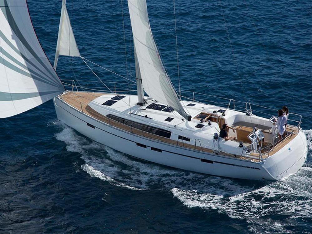 Boat rental Mahón cheap Bavaria 46