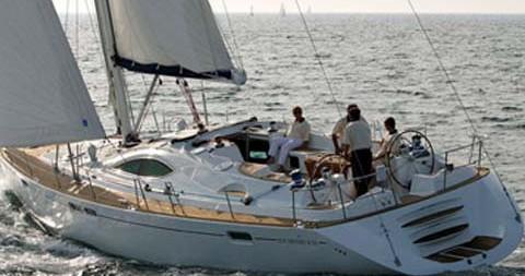 Boat rental Jeanneau Jeanneau 54 in Marina del Sur on Samboat