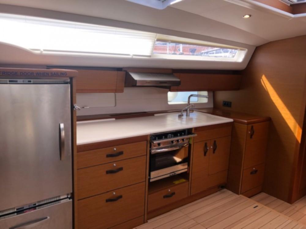Rental yacht  - Jeanneau Jeanneau 54 on SamBoat