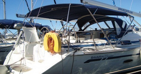 Rent a Bavaria Bavaria 50 Cruiser Marina del Sur