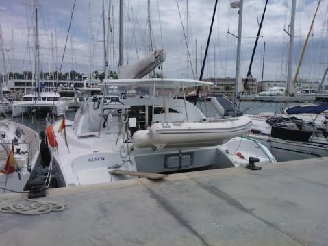 Catamaran for rent Palma de Mallorca at the best price