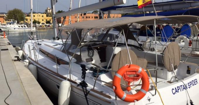 Rental Sailboat in Marina del Sur - Jeanneau Sun Odyssey 509