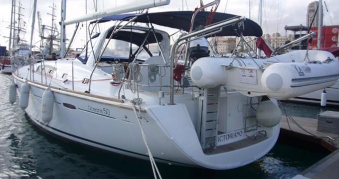 Bénéteau Oceanis 50 Family between personal and professional Santa Cruz de Tenerife