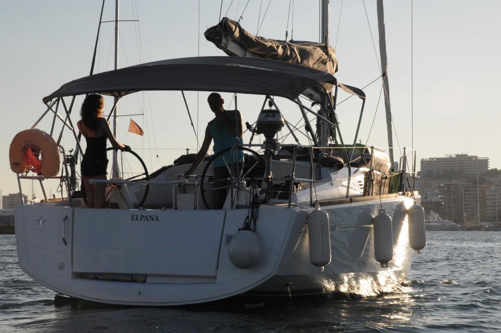Boat rental Jeanneau Sun Odyssey 349 in Palma on Samboat