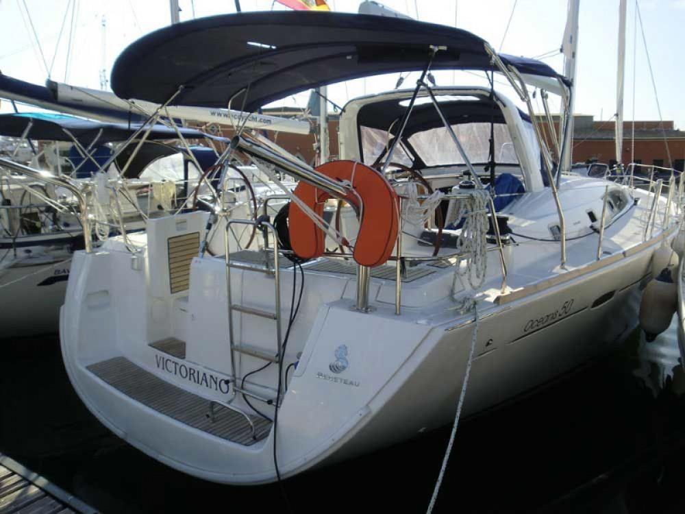 Rental Sailboat in Arona - Bénéteau Oceanis 50 Family