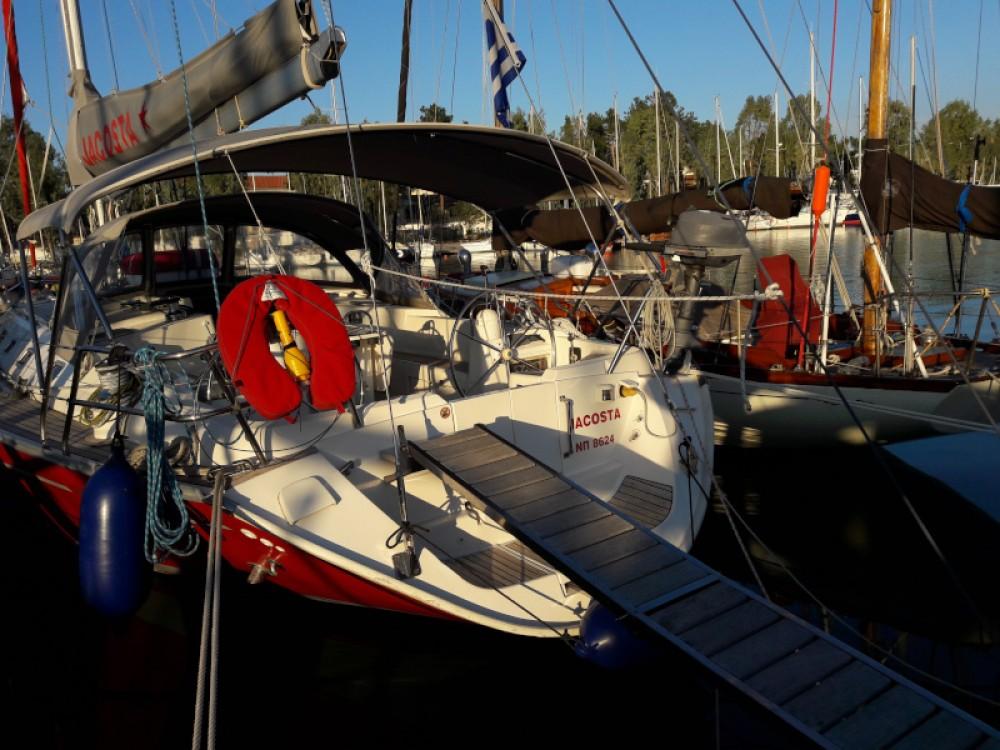 Rental yacht Áno Sýros - Alfa Yachts Alfa 51 on SamBoat