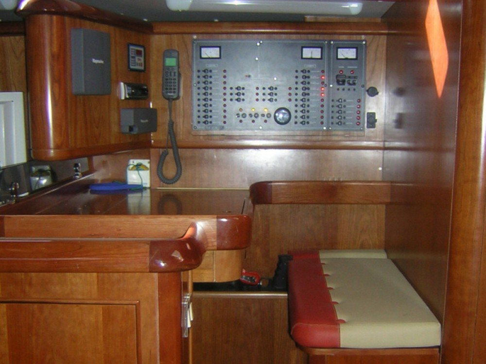 Hire Sailboat with or without skipper Alfa Yachts Áno Sýros