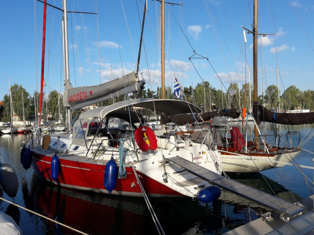 Rental Sailboat Alfa Yachts with a permit