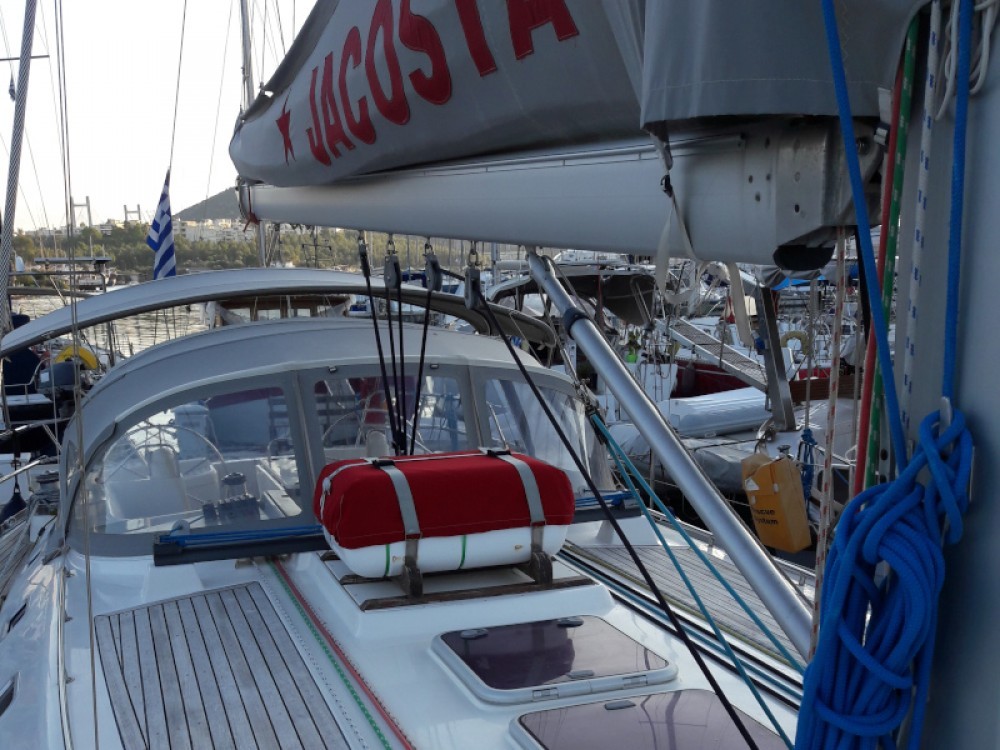 Rent a Alfa Yachts Alfa 51 Áno Sýros