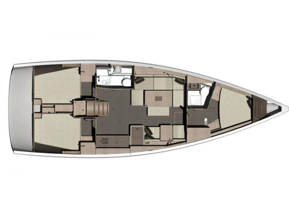 Rent a Dufour Dufour 412 Grand Large Alimos Marina