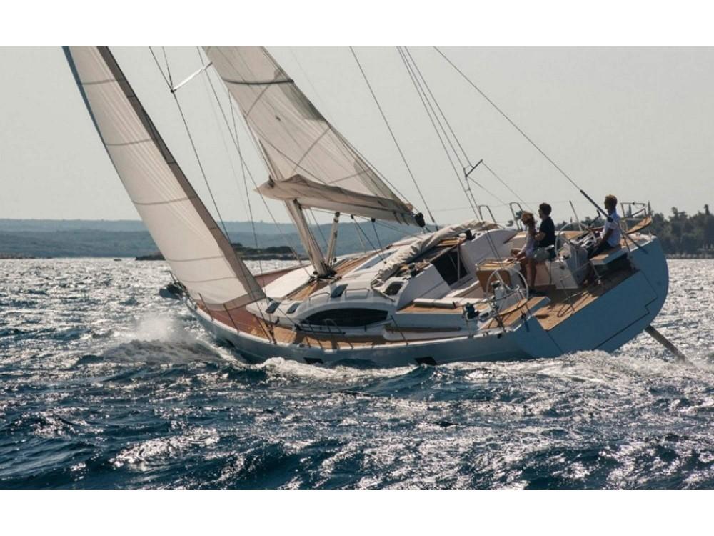 Boat rental Alimos Marina cheap Elan 50 Impression
