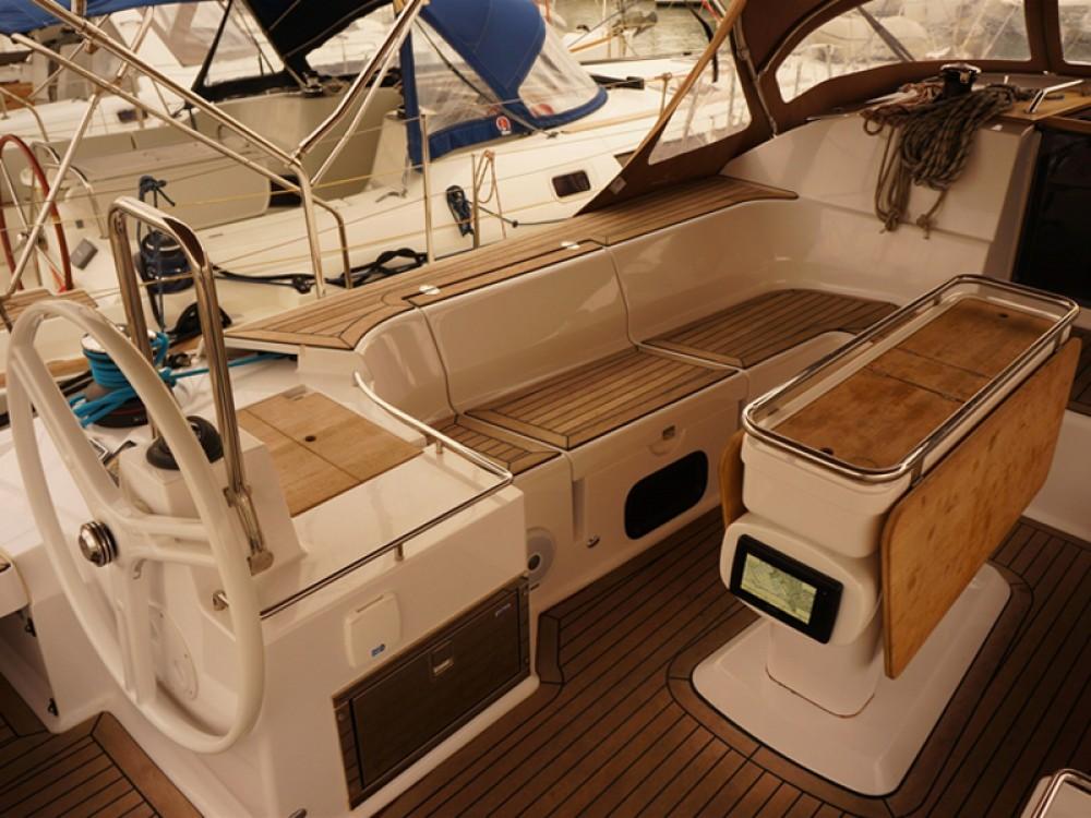 Rental Sailboat in Alimos Marina - Elan Elan 50 Impression