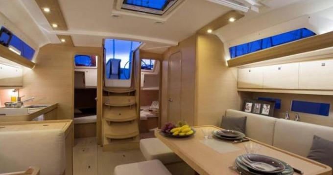 Rental yacht Lefkada (Island) - Dufour Dufour 412 Grand Large on SamBoat