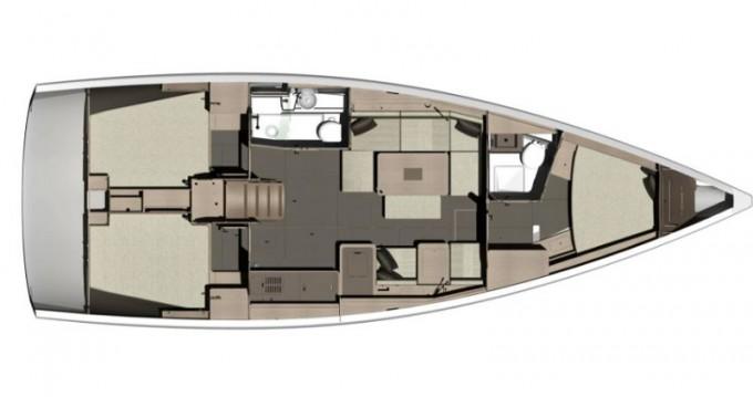 Rent a Dufour Dufour 412 Grand Large Lefkada (Island)