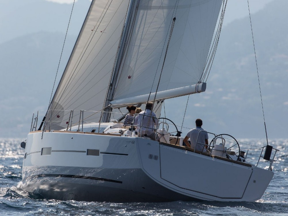 Rental yacht Alimos Marina - Dufour Dufour 460 Grand Large (5cab/3wc) on SamBoat