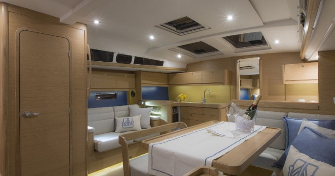 Rental yacht Athens - Dufour Dufour 460 Grand Large (5cab/3wc) on SamBoat
