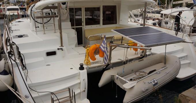 Rental yacht Lefkada (Island) - Lagoon Lagoon 400 S2 on SamBoat