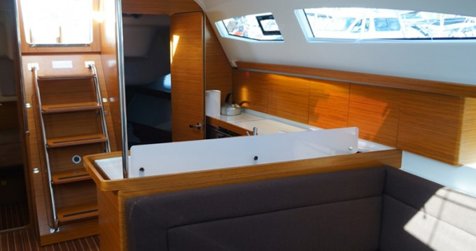 Rental yacht Alimos - Elan Impression 45 on SamBoat