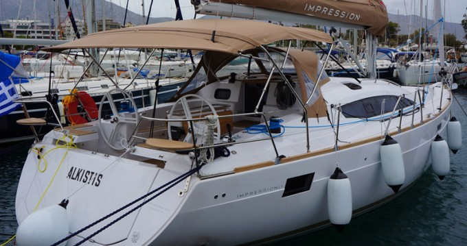 Boat rental Elan Impression 45 in Athens on Samboat