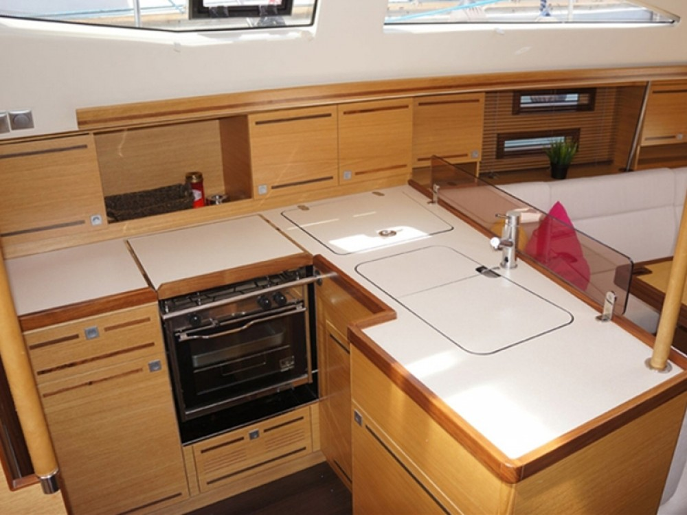 Rental yacht Alimos Marina - Elan Elan 394 impression on SamBoat