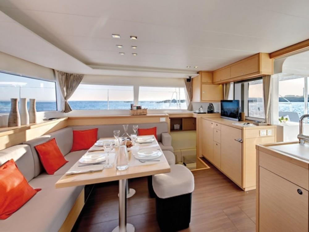 Boat rental Le Marin cheap Lagoon 450 SporTop
