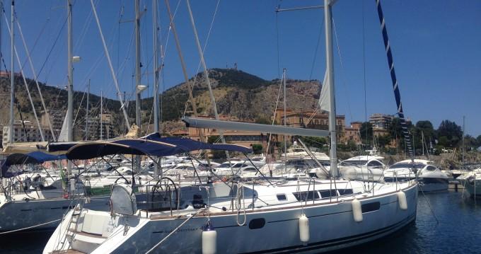 Rental Sailboat in Palermo - Jeanneau Sun Odyssey 49i