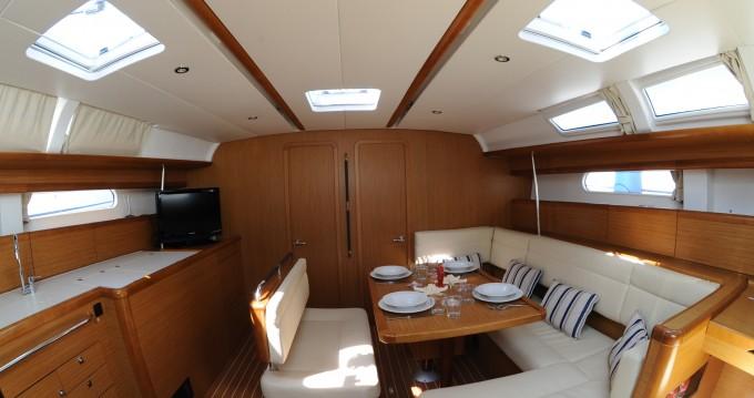 Boat rental Palermo cheap Sun Odyssey 49i