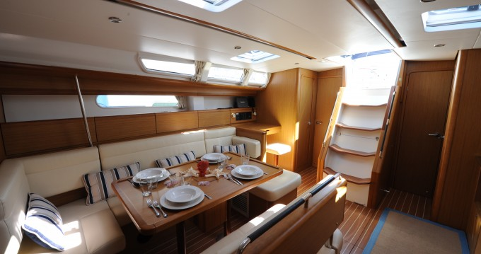 Boat rental Jeanneau Sun Odyssey 49i in Palermo on Samboat