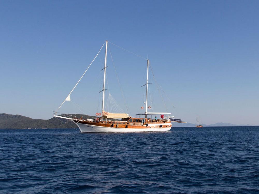 Gulet Hemera between personal and professional Greece