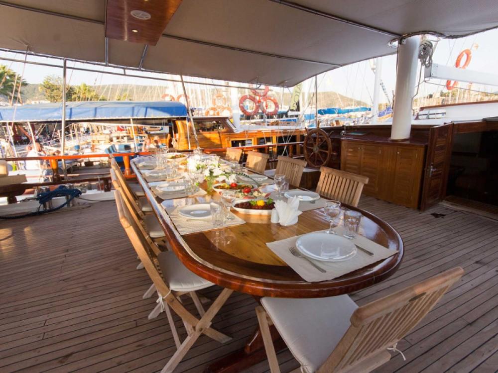 Rental yacht Zakynthos -  Gulet Harmonia on SamBoat