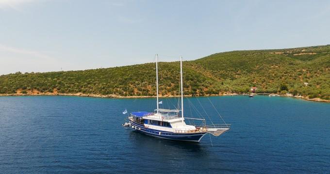 Rental yacht Gouvia -  Gulet Eros on SamBoat