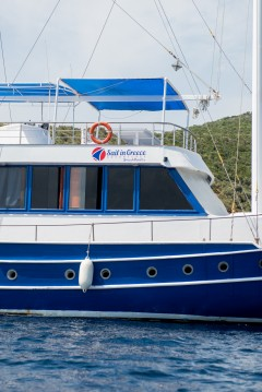 Hire Sailboat with or without skipper  Gouvia