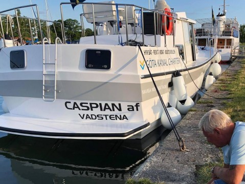 Rental yacht Söderköping -  Naviga Nordica T 40 on SamBoat