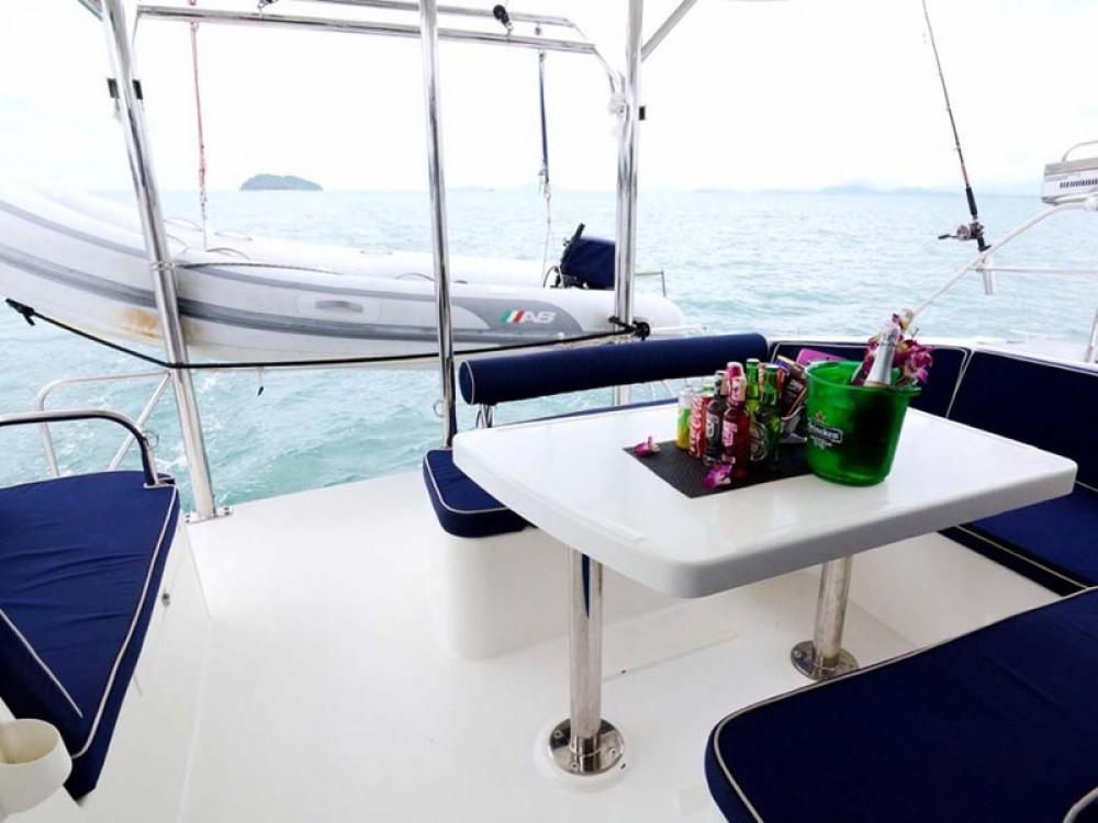 Catamaran for rent Nikiti at the best price